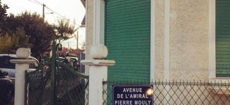 Avenue de l'Amiral Mouly