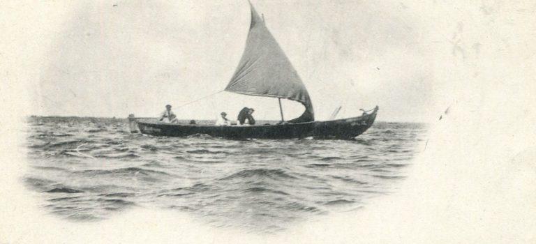 Les bateaux traditionnels.
