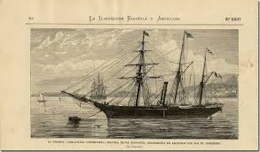 Le yacht pontifical Immaculata Concezzione, offert par le Pape lui même.