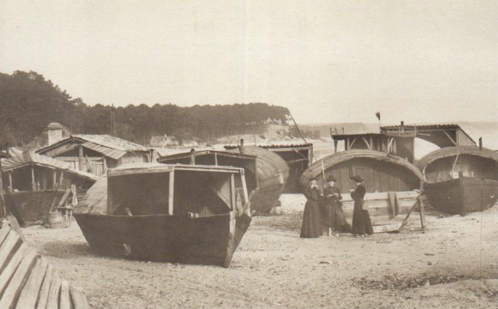 Les pontons du Bassin d'Arcachon