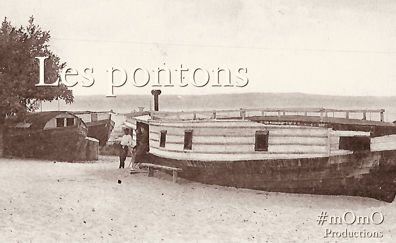 ponton bassin arcachon