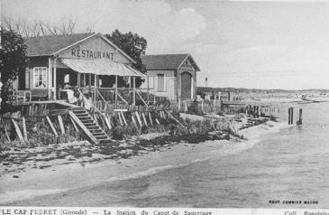 Station du Cap Ferret