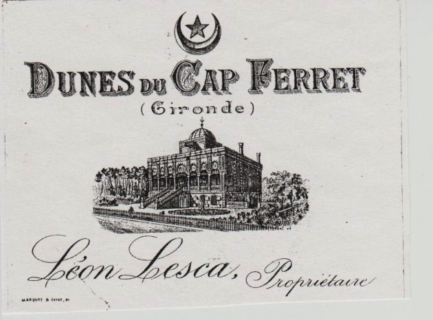 Dunes de cap Ferret, bassin-paradis-academie.com