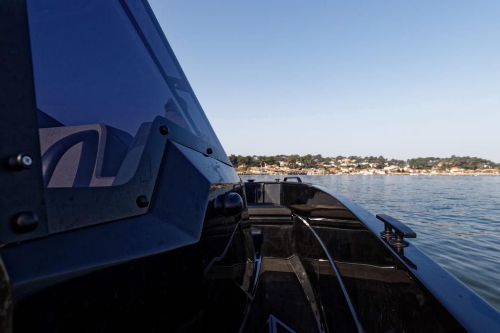IRON 767, le style suédois sur le Bassin d'Arcachon