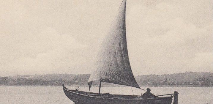 La pinasse de Joseph Guédon