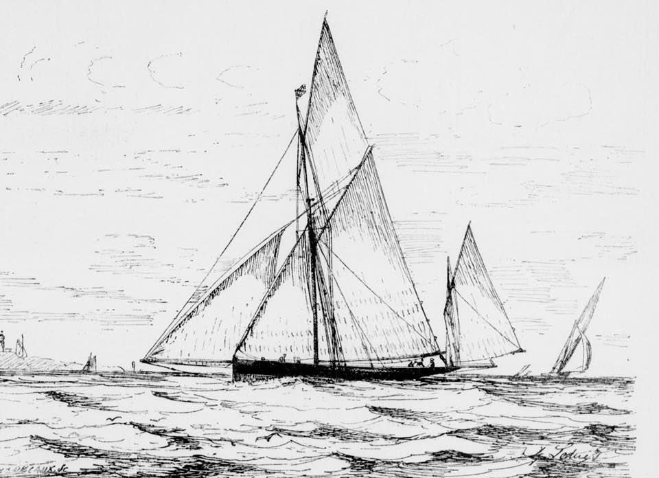 Eva, le yacht de Monsieur Fonade