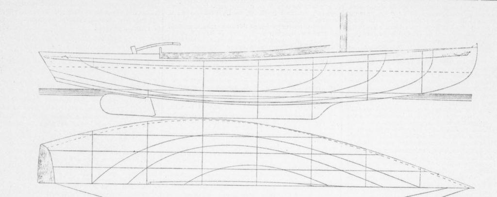 Le yacht-monotype de Mr Picamilh